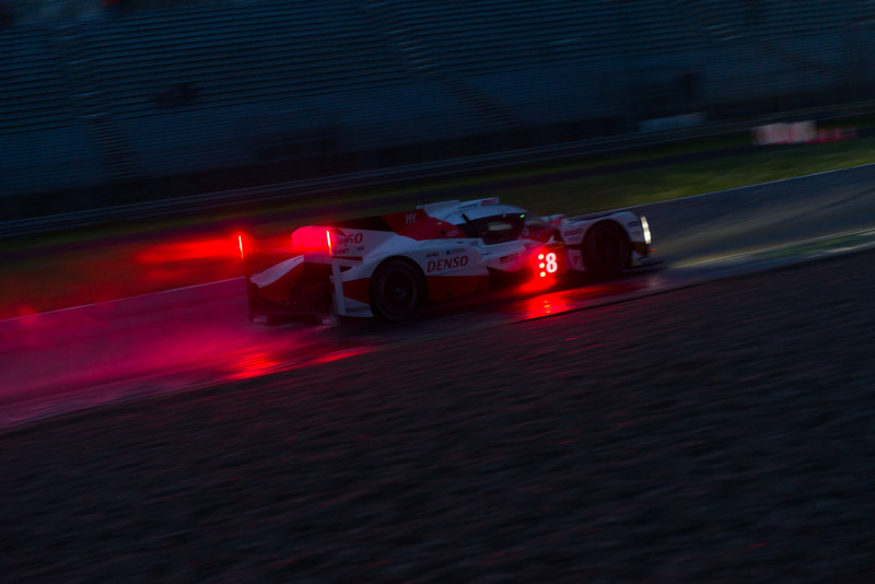 The WEC Prologue - Monza