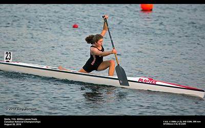 2018 summer canoe/kayak season