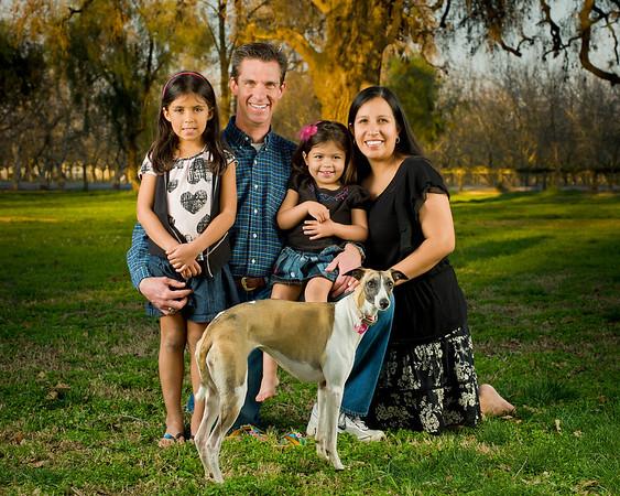 Julia & Wayne Butterfield Family