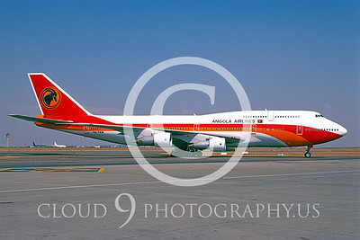 Boeing 747 Airliner Pictures