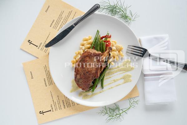 Twisted Fern Pork Chop