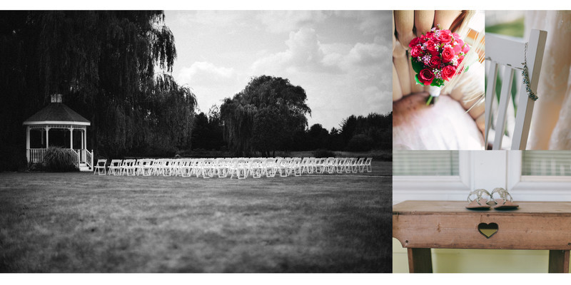 Outdoor Wedding Locations Wisconsin Barn Wedding