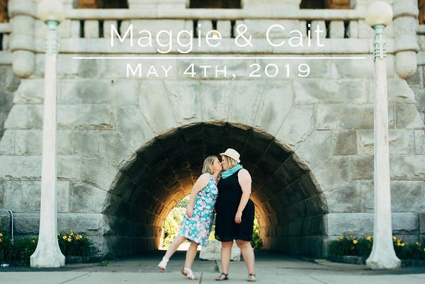 Maggie & Cait