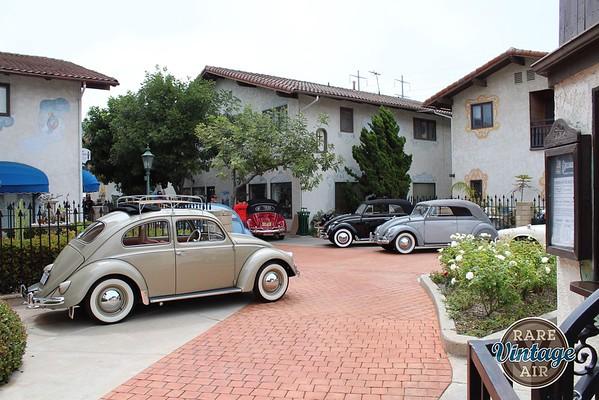"""Rare Vintage Air VW Show"" 2016"