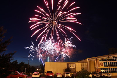 2017 Algood Fireworks