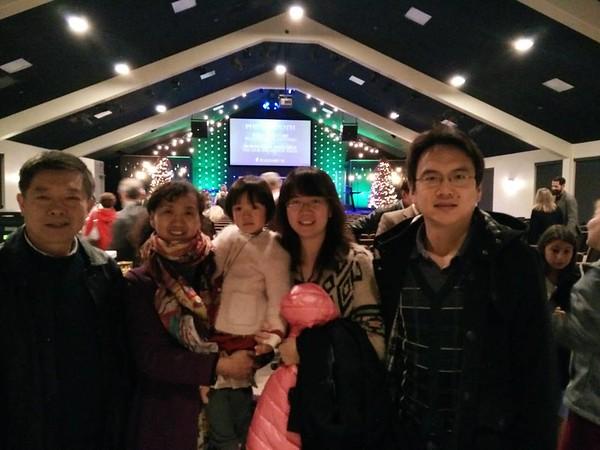 Christmas Eve, 2016