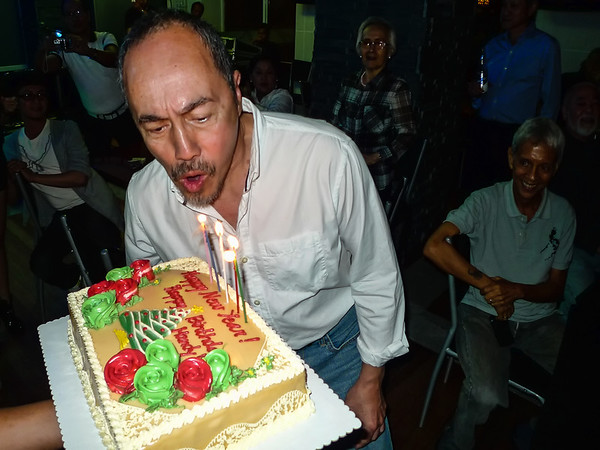 "14. MandyC's ""surprise"" birthday party"