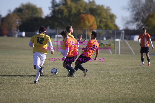 2012 KISWAUKEE COLLEGE MENS SOCCER vs MORTON COLLEGE