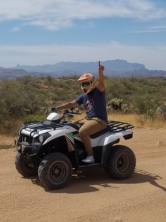 6-9-19 AM ATV TOUR JOHN