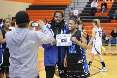 Wayzata v Hopkins Girls Basketball 3-5-11