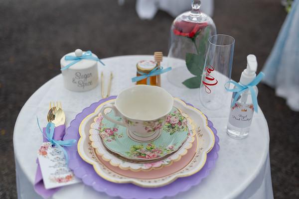 Tea Party for a Queen!