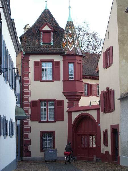 Basel Altstadt