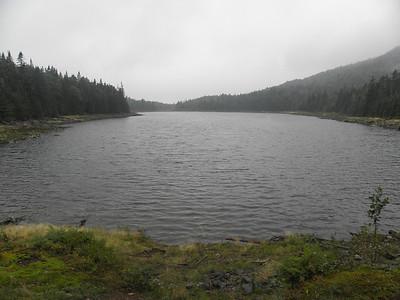 D'Urban, Snag Pond Peak, Salmon, 03 SEP 2011