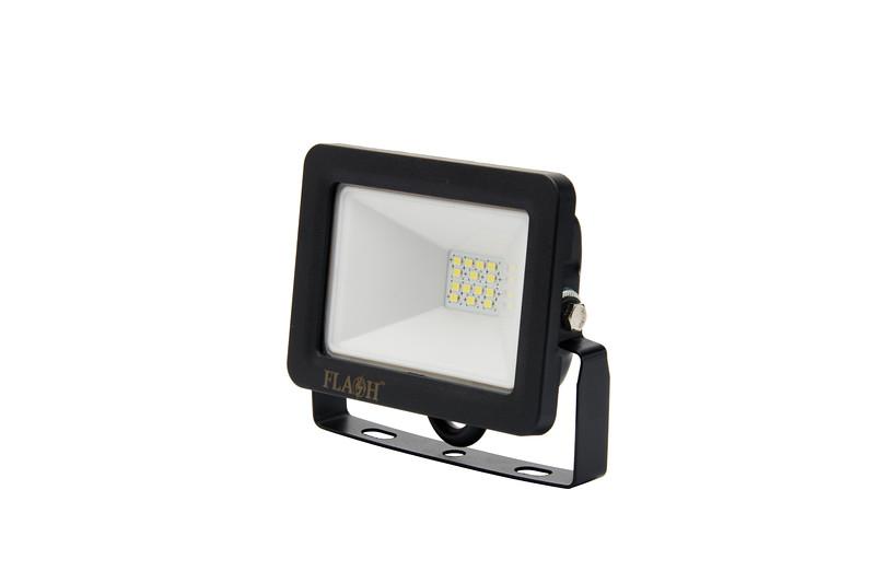 Flash High Power SMD LED Slim Floodlight 750lm 10w