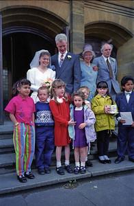 Paul and Liz Hallet's Wedding