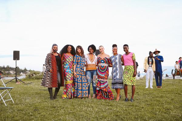 YANGA: A Pop-Up Afrocentric Fashion Show