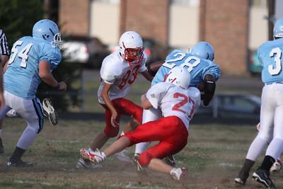 09-16 Freshman vs Boone Co.  (K. Burns)