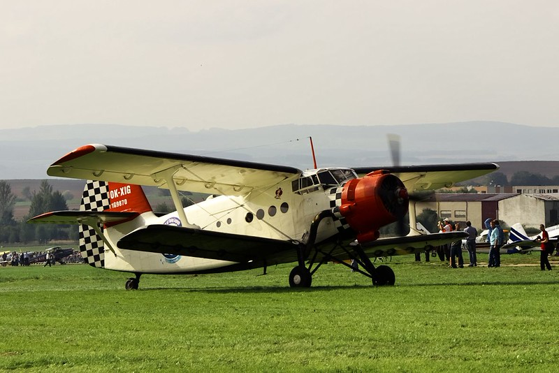 "Antonov An-2 neboli legendární ""Andula"""