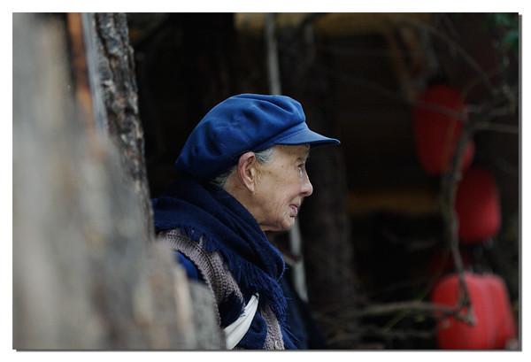 An Old NaXi Woman