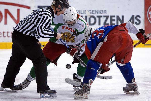 Vålerenga Ice Hockey U17 -at- Frisk Asker Tigers U17 (22.11.08)