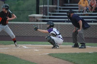2015 Varsity Baseball vs. Anderson