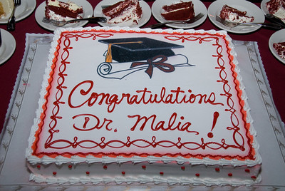 Doctor Malia's Reception