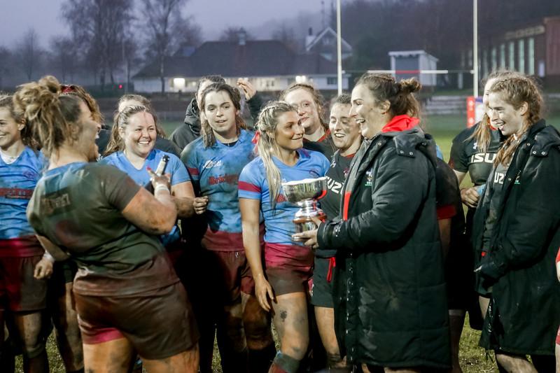 Rose Crawshay Challenge Trophy