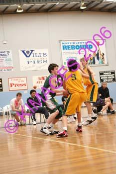 U16 Mens Final Hills Vs Comets 27-8-06