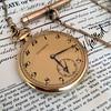Vintage Patek Philippe Pocket Watch 17