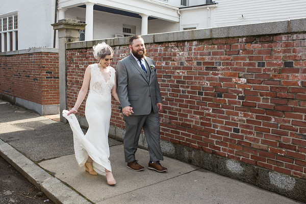 Melissa & Josh's Romantic Hamilton Hall Wedding