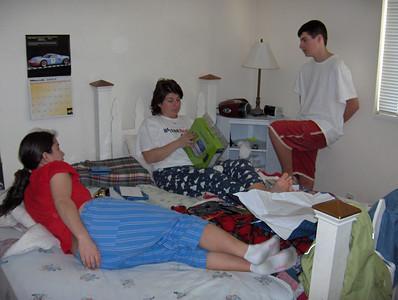 April 3 - June 19 2005