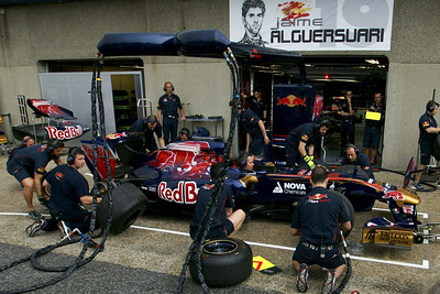 Formula 1 & Motorsports