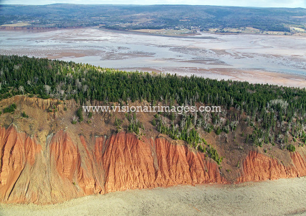 Bay of Fundy Aerial
