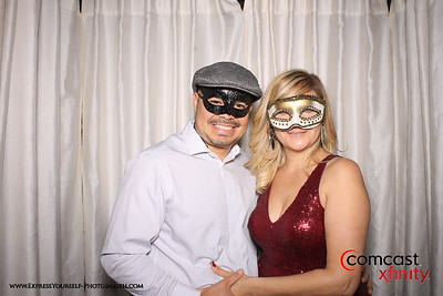 Comcast Holiday Party December 01, 2017