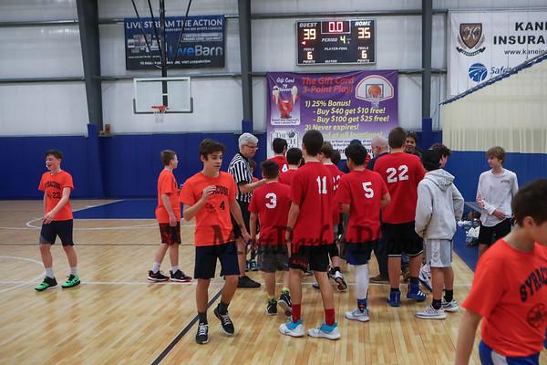 2020-2-8 HYA Coed and girls 7-8th grade Basketball