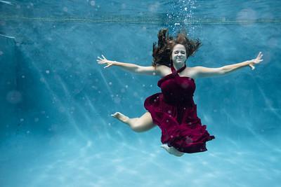 Pinewood Underwater Theatre Portraits