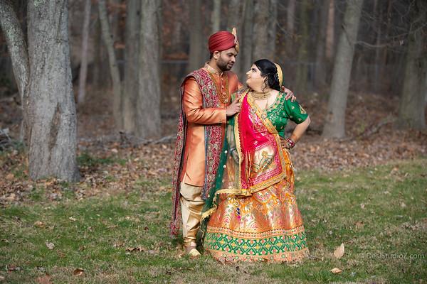 Sakshi Weds Rahul