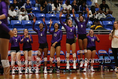 August 27, 2019 - Volleyball vs. Duncanville