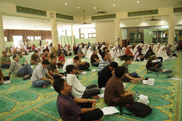 2011 Juli Saung Istiqamah