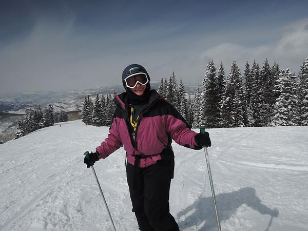 Vail Skiing 2015