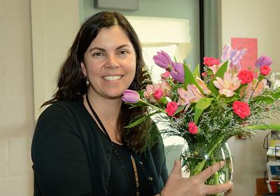 We Appreciate Our School Nurse Mrs Boynton photos by Gary Baker