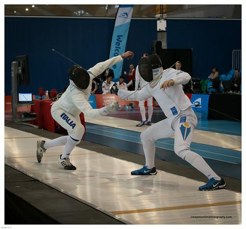 International Fencing