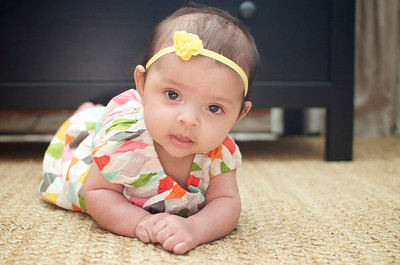 Baby Claire {3 Months}