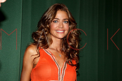 """New York, NY - July 26:  Denise Richards, promotes new book """"The Real Girl Next Door"""", New York, USA"""