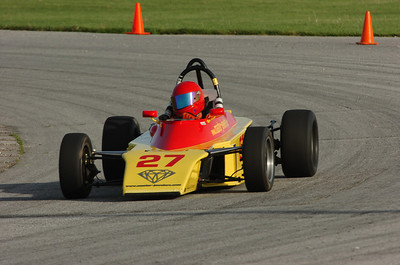 Sunday Group 1 Quals - 2007 Spring Sprints