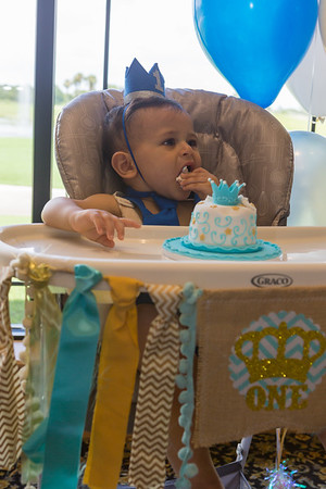 Mikail's First Birthday 6-2-2018