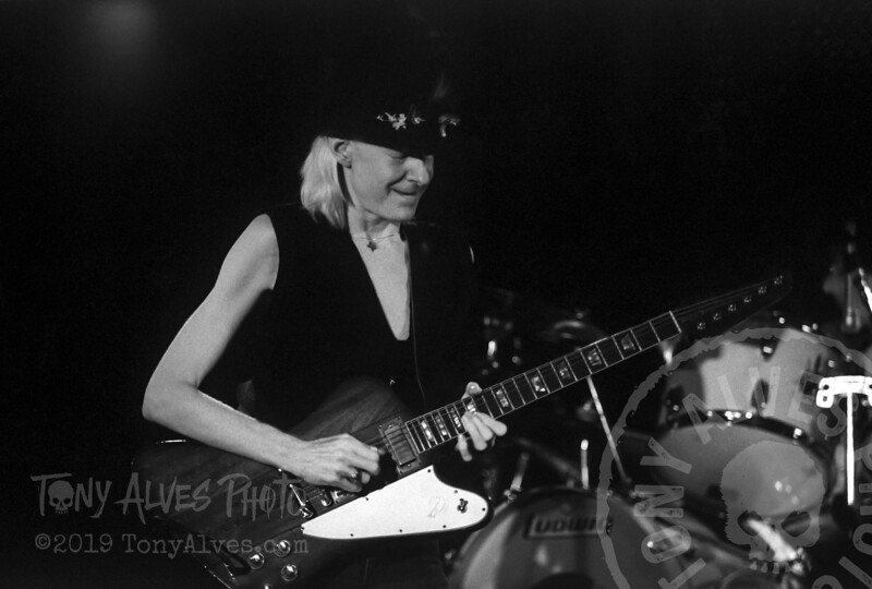 Johnny Winter · 1984