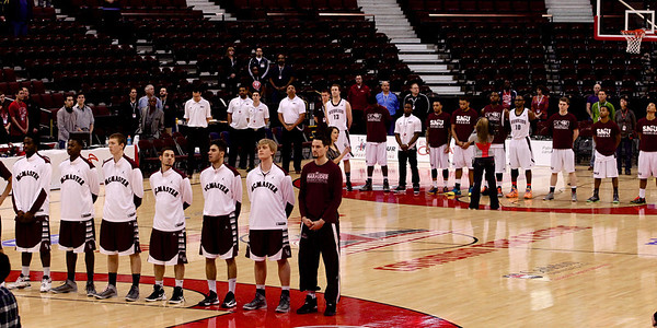 Game 5  McMaster v Saint Mary's