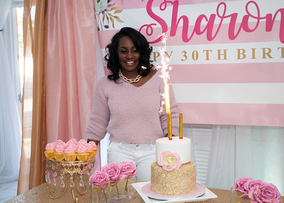 Sharone Bostick Birthday