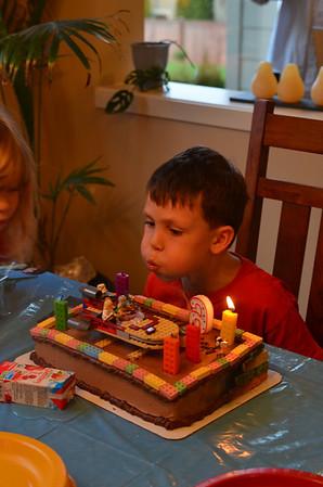 Lincoln's 6th Birthday